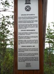 Unesco-Plaque
